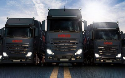 Road Freight From China to the UK